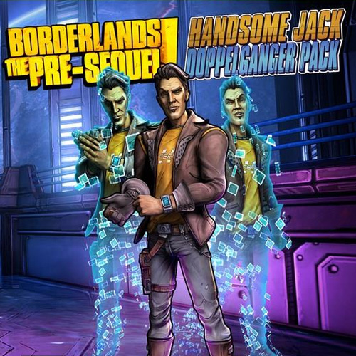 Buy Borderlands The Pre-Sequel Handsome Jack Doppelganger Pack CD Key Compare Prices