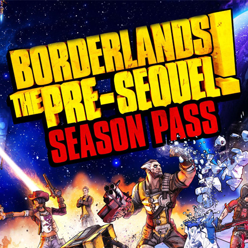 Borderlands The Pre Sequel Season Pass