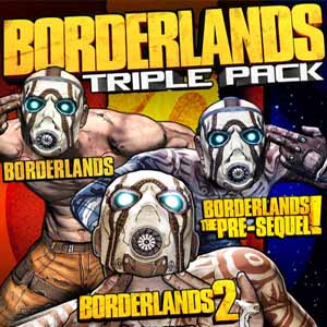 Buy Borderlands Triple Pack CD Key Compare Prices