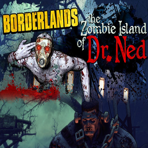 Buy Borderlands Zombie Island of Dr Ned CD Key Compare Prices
