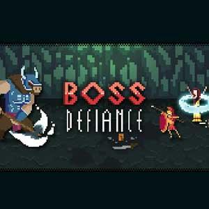 Boss Defiance
