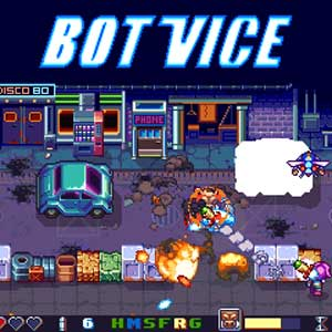 Buy Bot Vice CD Key Compare Prices