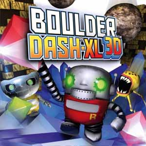 Buy Boulder Dash-XL 3D Nintendo 3DS Download Code Compare Prices