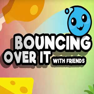 Bouncing Over It with friends