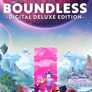 Boundless Digital Deluxe Upgrade