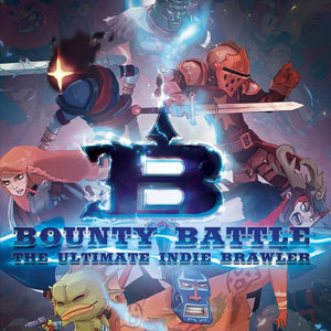 Buy Bounty Battle The Ultimate Indie Brawler PS4 Compare Prices