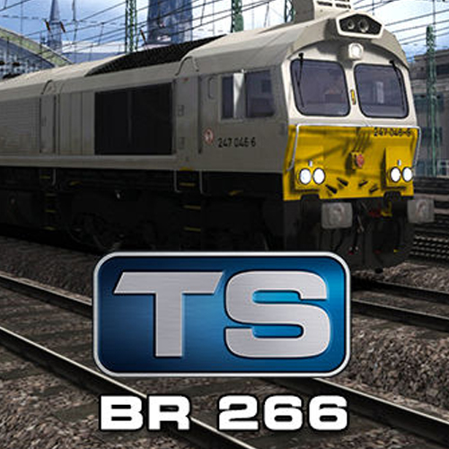 Buy BR 266 Loco Add-On CD Key Compare Prices