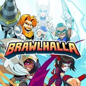 BRAWLHALLA All Legends Pack