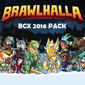 Buy Brawlhalla BCX 2016 Pack CD KEY Compare Prices
