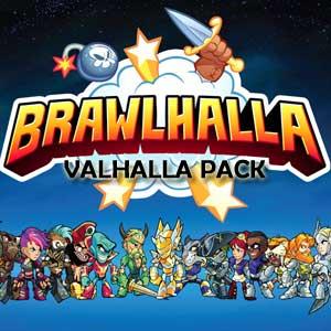 Brawlhalla Valhalla Pack