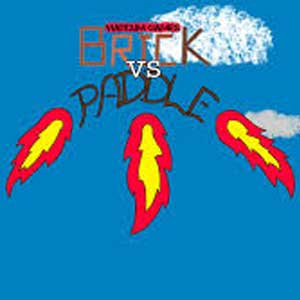 Brick vs. Paddle