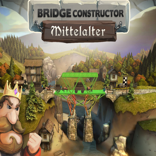 Buy Bridge Constructor Medieval CD Key Compare Prices
