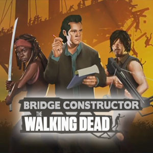 Buy Bridge Constructor The Walking Dead PS4 Compare Prices