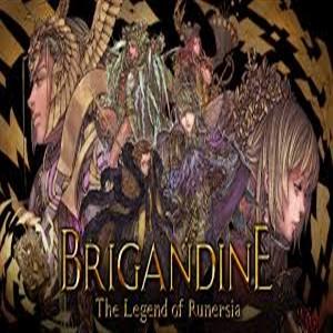 Buy Brigandine The Legend of Runersia PS4 Compare Prices