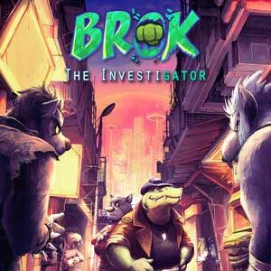 Buy BROK the InvestiGator CD Key Compare Prices