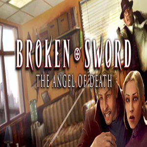Buy Broken Sword 4 the Angel of Death CD Key Compare Prices