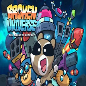 Broken Universe Tower Defense