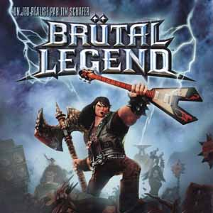 Buy Brutal Legend PS3 Game Code Compare Prices