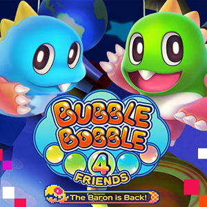 Buy Bubble Bobble 4 Friends The Baron Is Back PS4 Compare Prices