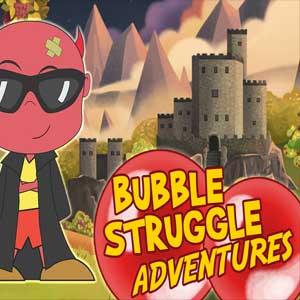 Bubble Struggle Adventures