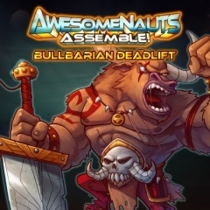 Buy Bullbarian Deadlift Awesomenauts Assemble Skin PS4 Compare Prices
