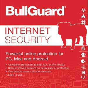 Buy BullGuard Internet Security 2021 CD KEY Compare Prices