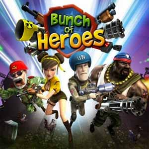 Buy Bunch of Heroes CD Key Compare Prices