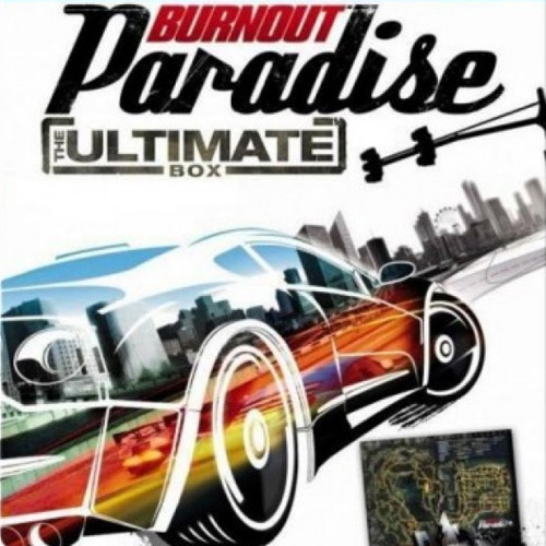 Buy Burnout Paradise PS3 Game Code Compare Prices