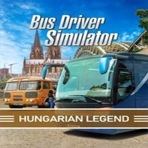 Bus Driver Simulator Hungarian Legend