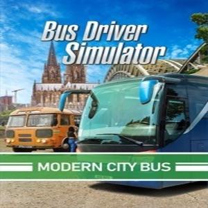 Bus Driver Simulator Modern City Bus