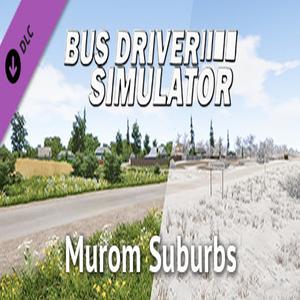 Bus Driver Simulator Murom Suburbs