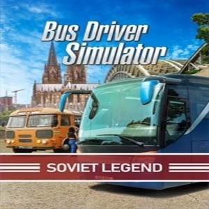 Bus Driver Simulator Soviet Legend