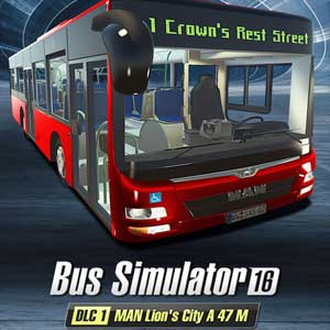 Bus Simulator 16 MAN Lions City A47 M