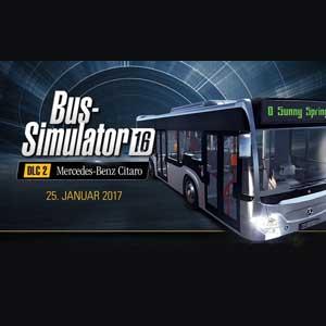 Bus Simulator 16 Mercedes-Benz-Citaro
