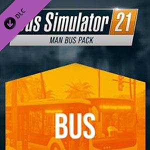 Bus Simulator 21 MAN Bus Pack