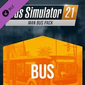 Buy Bus Simulator 21 MAN Bus Pack PS4 Compare Prices