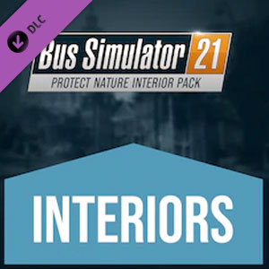 Buy Bus Simulator 21 Protect Nature Interior Pack PS4 Compare Prices