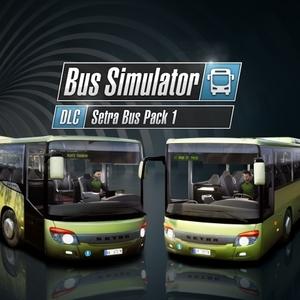 Bus Simulator Setra Bus Pack 1