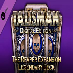 Talisman The Reaper Expansion Legendary Deck