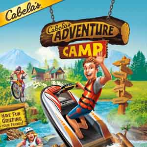 Buy Cabelas Adventure Camp PS3 Game Code Compare Prices