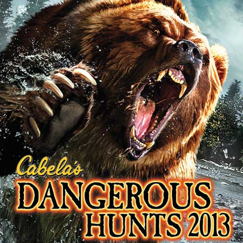 Buy Cabelas Dangerous Hunts 2013 PS3 Game Code Compare Prices