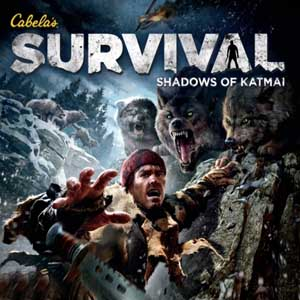 Buy Cabelas Survival Shadows of Katmai PS3 Game Code Compare Prices