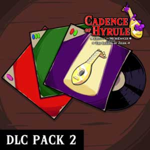 Cadence of Hyrule Pack 2 Melody Pack