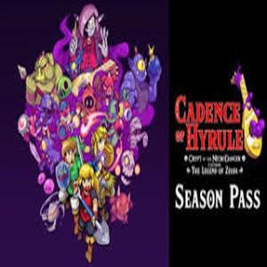 Cadence Of Hyrule Season Pass