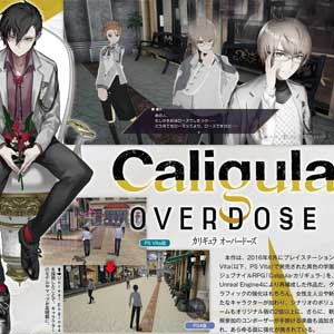 Buy Caligula Overdose PS4 Game Code Compare Prices