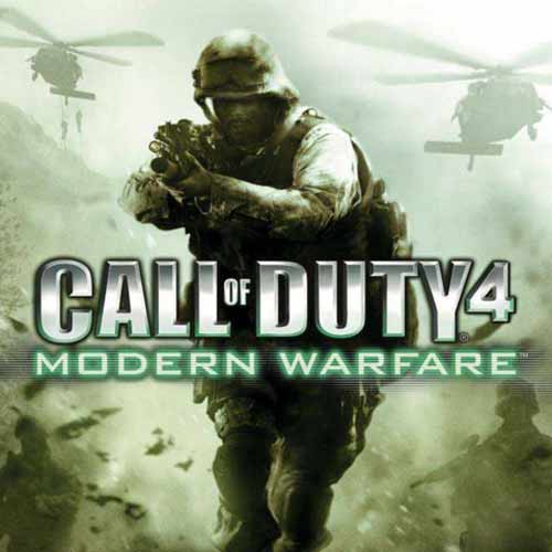 Buy Call of Duty 4 CD KEY Compare Prices