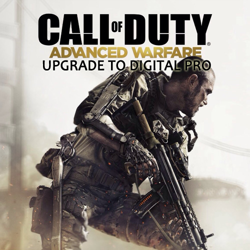Call of Duty Advanced Warfare Upgrade to Digital Pro