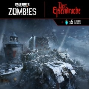 Call of Duty Black Ops 3 Der Eisendrache Zombies Map