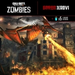 Call of Duty Black Ops 3 Gorod Krovi Zombies Map