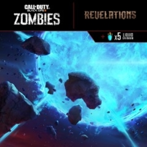 Call of Duty Black Ops 3 Revelations Zombies Map
